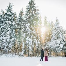 Wedding photographer Liliya Dackaya (liliyadatska). Photo of 19.02.2018
