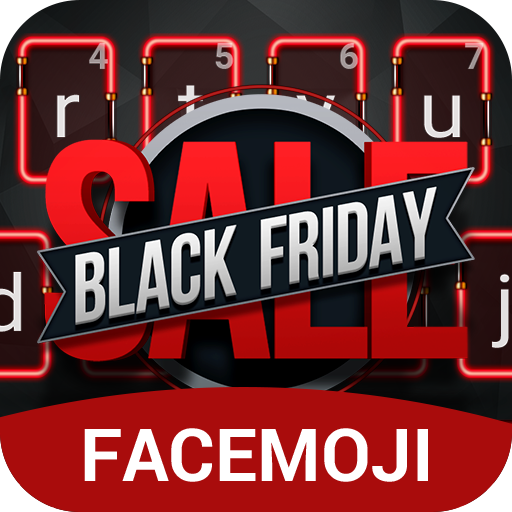 Black Friday Keyboard Theme for PC