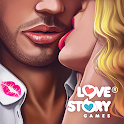 Love Story ®: Interactive Stories & Romance Games icon