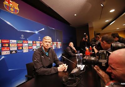 Wenger dithyrambique au sujet de Messi