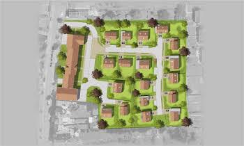 Terrain à bâtir 335 m2