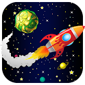Speedy Space Racing 2D icon