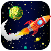 Speedy Space Racing 2D
