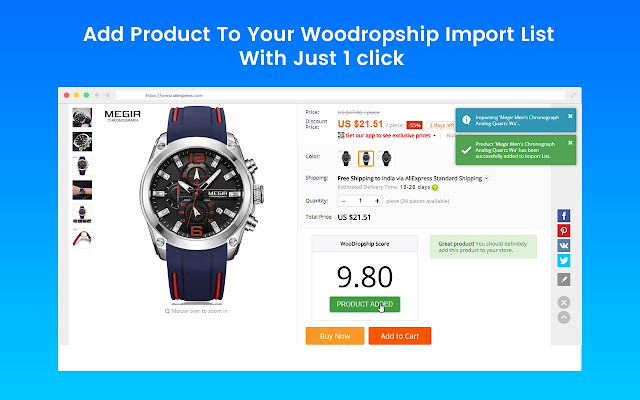 WooDropship - AliExpress Dropshipping