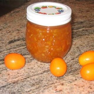 Kumquat Marmalade.