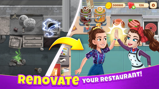 Cooking Diary®: Best Tasty Restaurant & Cafe Game 1.30.0 screenshots 1