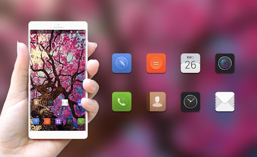3D Flower Theme for Karbonn Quattro L50 HD - náhled