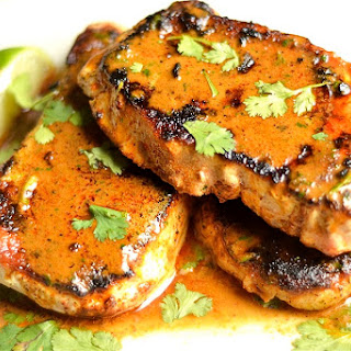 Coconut Milk Pork Chops Recipes