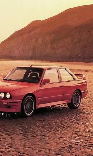 壁紙BMW M3 E30