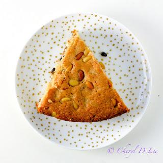 Pine Nut Cake.