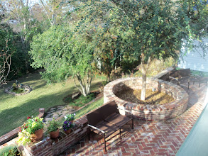 Photo: Tour of Homes 2012: Burns House patio and yard