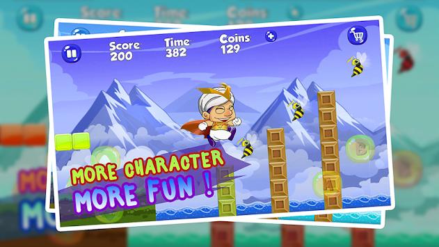 Super Retino Adventure 2018 apk screenshot