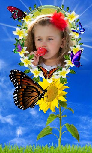 免費下載遊戲APP|Butterfly Photo Frames app開箱文|APP開箱王