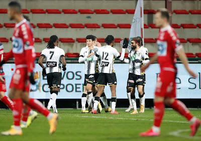 """Le """"soulagement"""" du Sporting de Charleroi"""