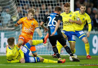 Mats Rits, héros du Club de Bruges
