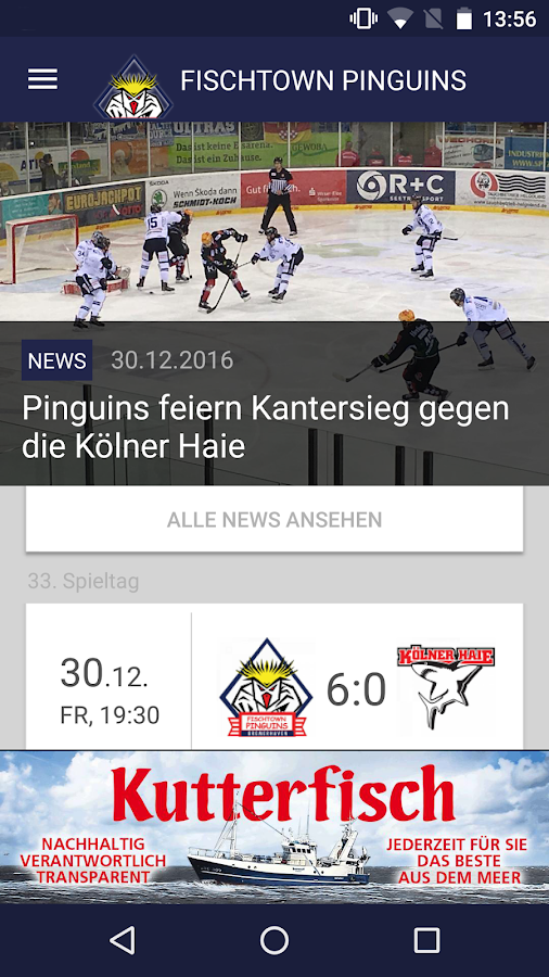 bremerhaven fischtown pinguins