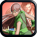 Slashers: Intense 2D Fighting icon