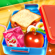 My LunchBox - School Kids Cooking Game