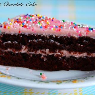 Vegan Beet Chocolate Cake