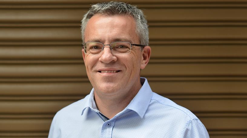 Jaco van der Merwe, CEO of  DVT