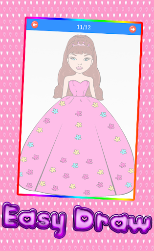 How To Draw Barbie Girl Step By Step Apk Download Apkpure Ai