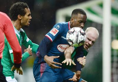 Bundesliga: Dusseldorf s'impose sur le fil