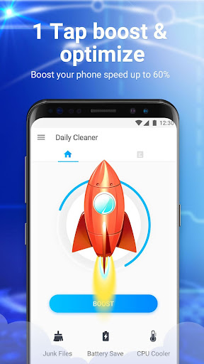 Daily Cleaner-phone booster & space cleaner for PC