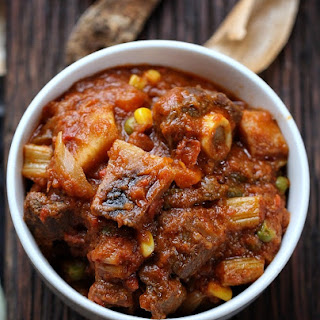 Goat Meat Stew Recipes.