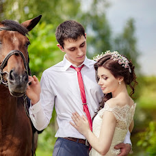 Wedding photographer Marina Demchenko (Demchenko). Photo of 12.08.2016