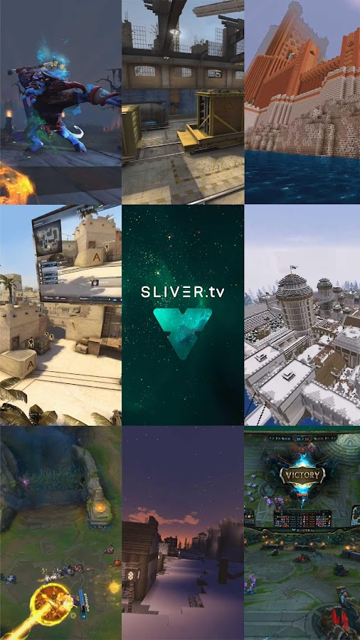SLIVER.tv - Esports in 360° VR- screenshot