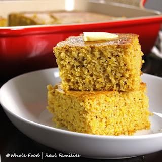 Sweet Southern Cornbread Recipe