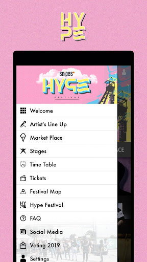 Hype Festival for Android apk 2