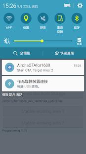 Airoha 1600 OTA - náhled