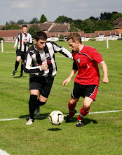 Photo: 31/08/13 v Saffron Dynamo (Leicestershire Senior League Premier Division) 7-2 - contributed by Martin Wray