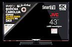 Led TV JVC LT-43VU53C