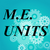 Mechanical Engineering Units