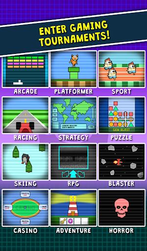 Stickman Gamer Tycoon apktram screenshots 2