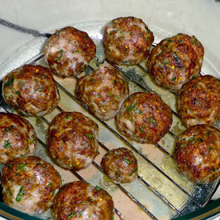 Hearty Italian Meatballs