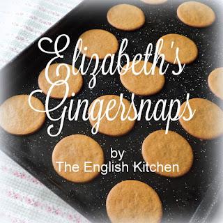 Elizabeth's Gingersnaps
