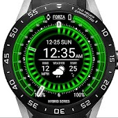 Watch Face H01 Android Wear