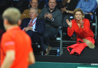 Elise Mertens a lancé un message à Kim Clijsters
