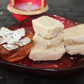 Homemade Kaju Katli | Cashew Fudge.