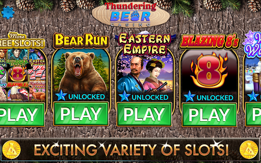 Thundering Bear Slots 1.21.834 screenshots 2