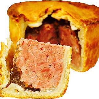 The Hirshon Melton Mowbray Pork Pie.