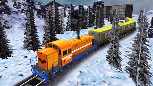 玩免費模擬APP|下載Euro Train Driving Games app不用錢|硬是要APP