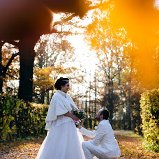 Wedding photographer Kristina Likhovid (Likhovid). Photo of 23.10.2018