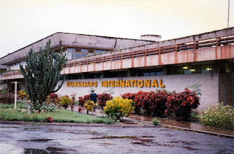 Photo: Arrive at nearest Arusha major airport, over an hour drive to the Kibo lodge for the start of the tour.