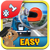 1 - New Free Hidden Object Game Free New Road Trip