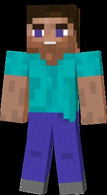 Animated Steve Nova Skin