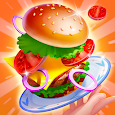 Cooking Frenzy: A Crazy Chef in Cooking Madness